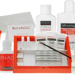 Set complet  lifting de gene CLASIC by Wimpernwelle
