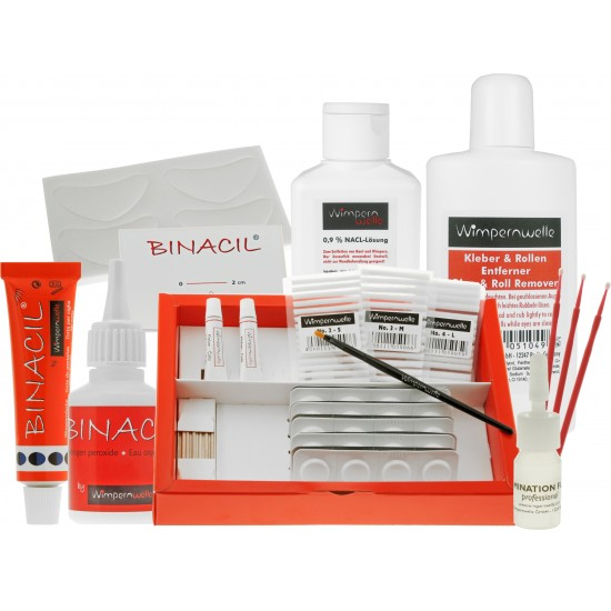 Kit  complet Laminare gene CLASIC by Wimpernwelle