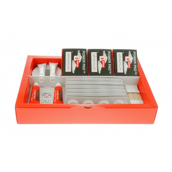 Set laminare gene POWER PAD  by Wimpernwelle