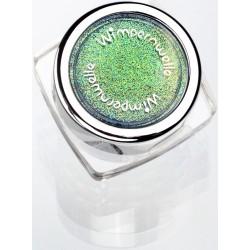 Fard pentru pleoape Glimmer& Glitter Verde inchis