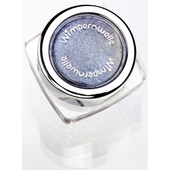 Fard pentru pleoape Glimmer& Glitter Albastru Caribic
