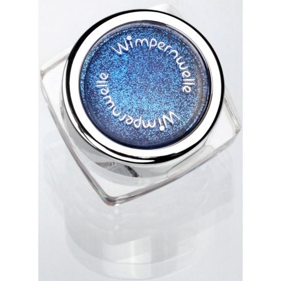 Fard pentru pleoape Glimmer& Glitter Albastru Ocean