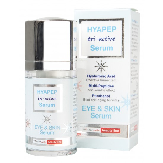 HYAPEP tri-active serum  15 ml