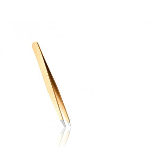 PENSETA RUBIS CLASICA GOLD