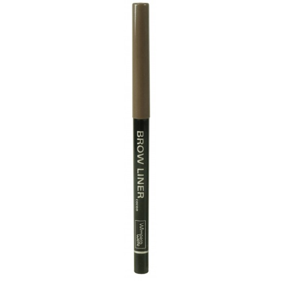 Creion de sprancene retractabil –BROW LINER culoare cacao
