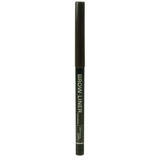 Creion de sprancene retractabil –BROW LINER culoare ciocolata