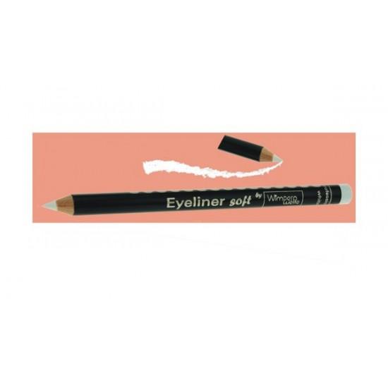 Creion contur ochi Alb