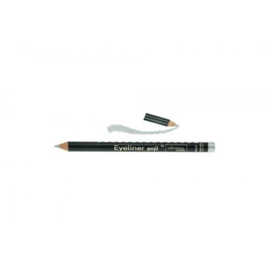 Creion contur ochi Argintiu